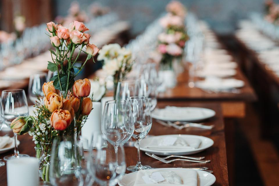 Contact vendors as soon as you can to reschedule your wedding party.