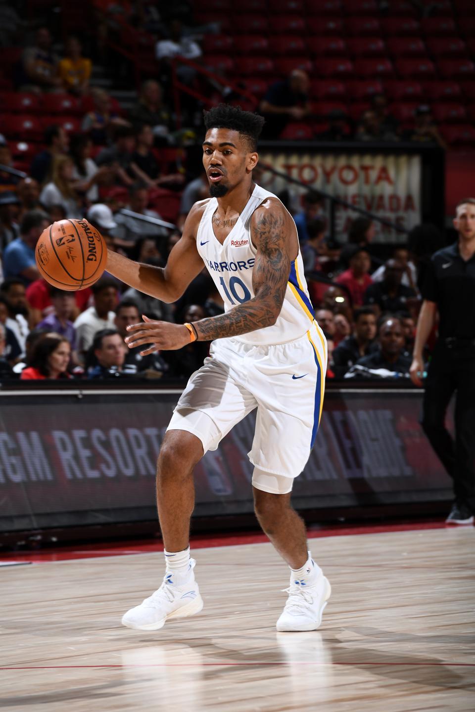 2019 Las Vegas Summer League - Day 2 - Toronto Raptors v Golden State Warriors