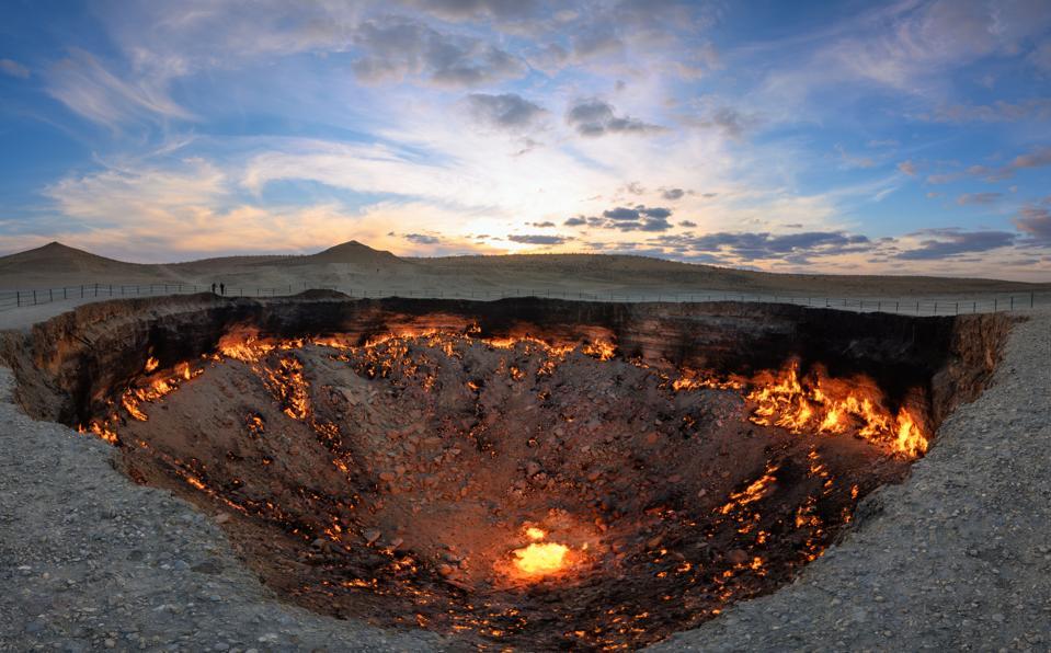 Gates Of Hell - Turkmenistan