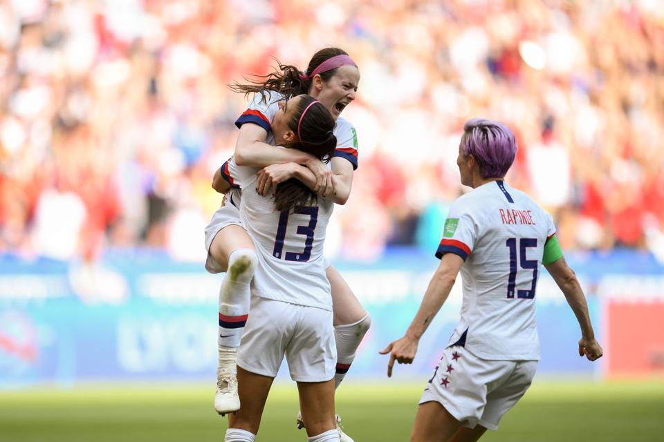 United States of America v Netherlands: Final - 2019 FIFA Women's World Cup France