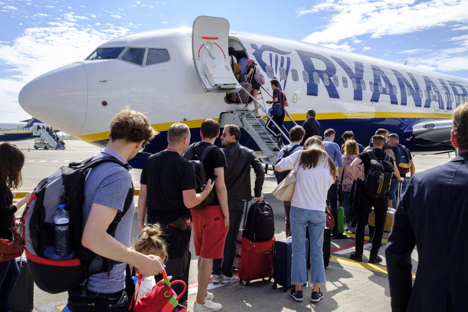 Europe Misses The Mark With Environmental Taxes, Airlines Claim