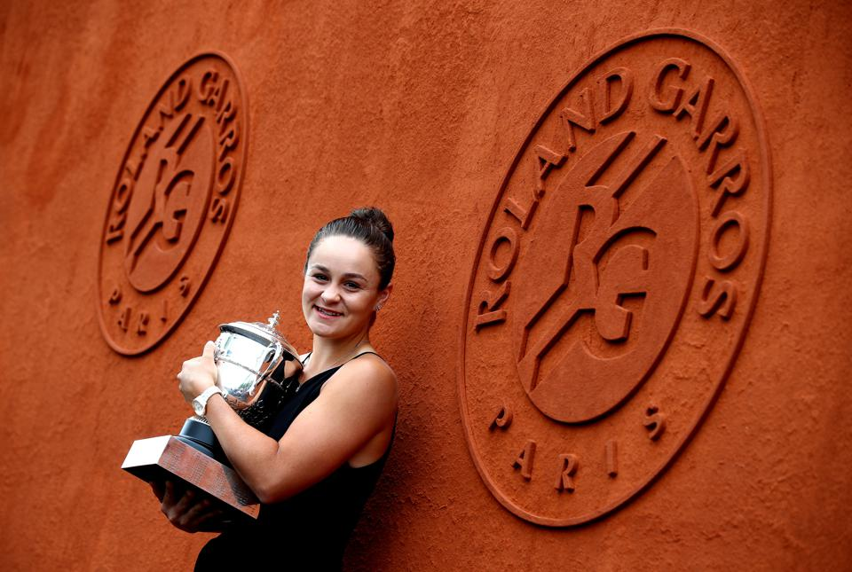 2019 French Open - Ashleigh Barty