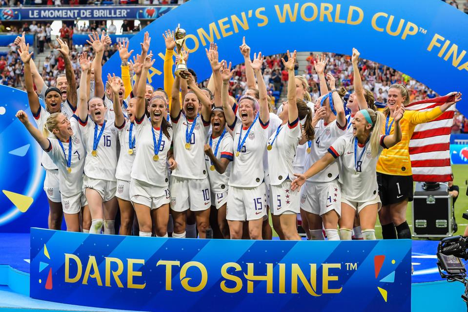 FIFA Women's World Cup France 2019″Women:  United States of America v The Netherlands″