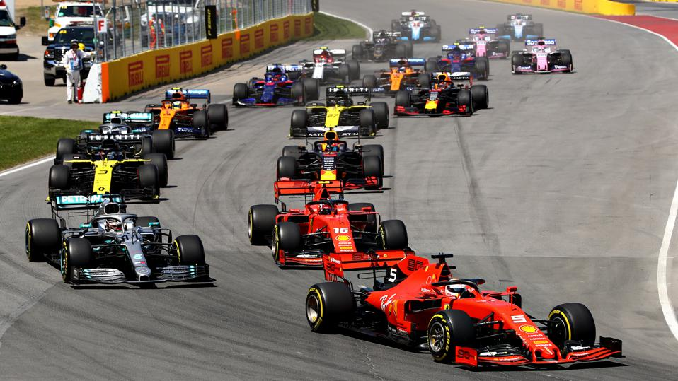 Formula One's Most Valuable Teams: Ferrari And Mercedes Gain ...