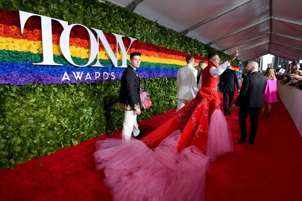 Penghargaan Tony Tahunan ke-73 - Karpet Merah