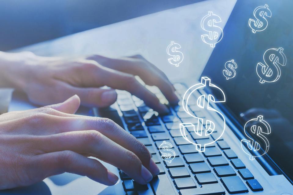 e-commerce, online business profit, e-business