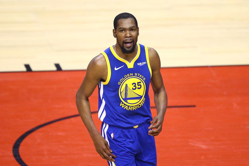 d0594262 The Kevin Durant Dilemma: Is A Crippled KD Worth A Max Contract?
