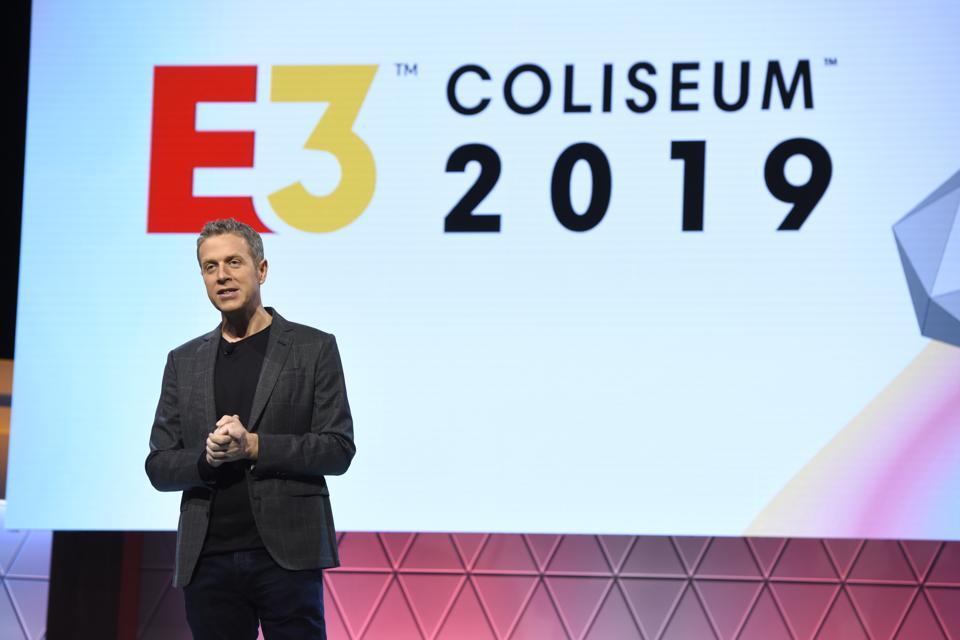 E3 - The World's Premier Event for Video Games - E3 Coliseum – Day 1