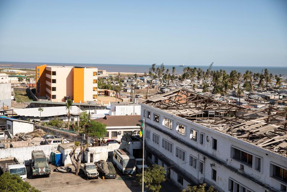 MOZAMBIQUE-UN-CYCLONE