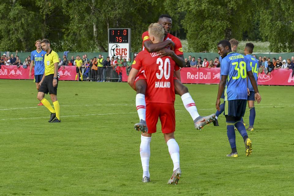 RB Salzburg v Feyenoord Rotterdam - Pre-Season Friendly Match