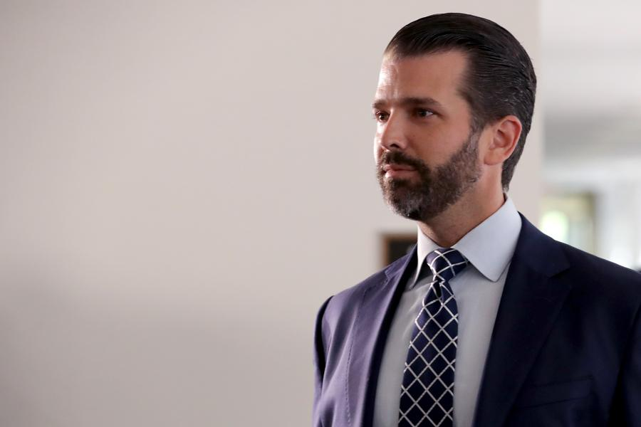 Donald Trump Jr. Slammed For Outing Alleged Whistleblower, As Major News Outlets Decline To Publish Name
