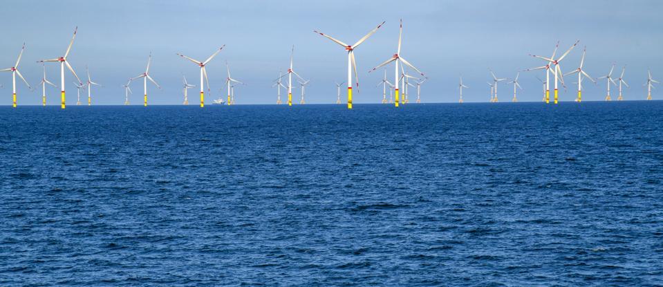 Offshore - Baltic Sea Wind Farm