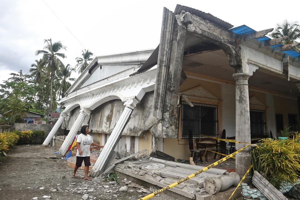Image result for philippines earthquake