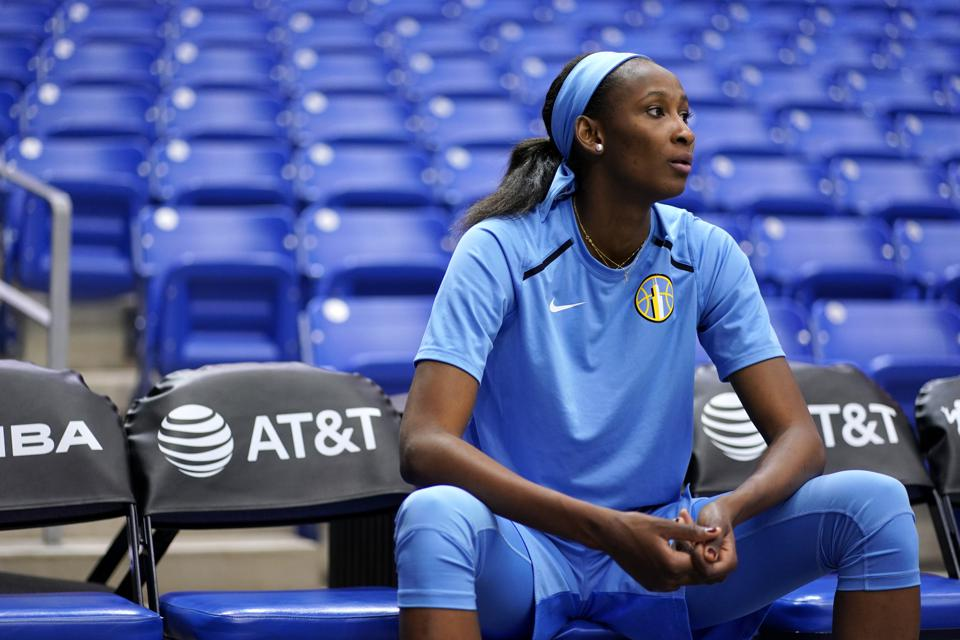 Who Is Astou Ndour? The WNBA Player Everyone Should Be Watching