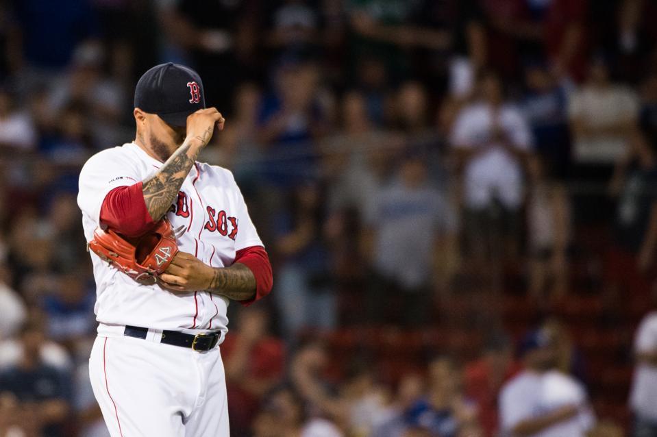 Los Angeles Dodgers v Boston Red Sox