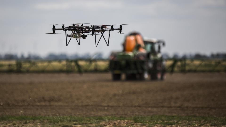 5G Digital Agriculture