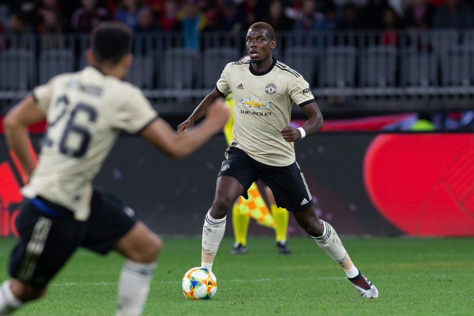 SOCCER: JUL 13 International - Manchester United at Perth Glory