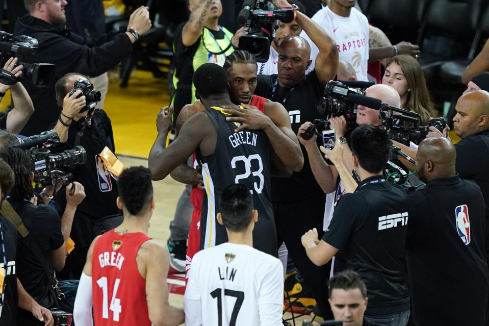 2019 NBA Finals - Game Six