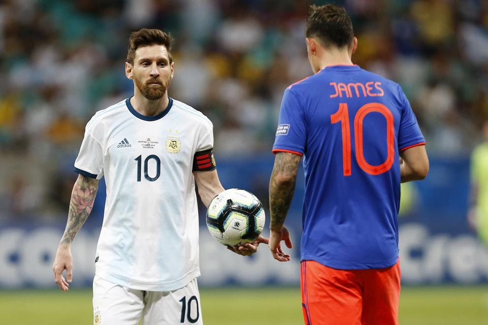 Who Won The World Cup 2020 Soccer.South America S Rival 2030 World Cup Bids Make Copa America