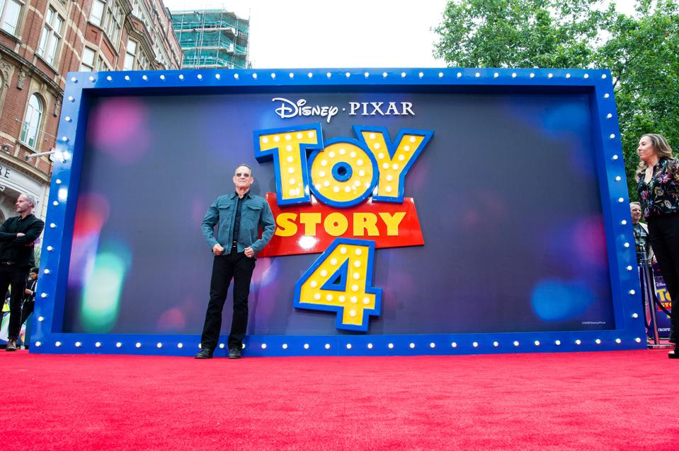 ″Toy Story 4″ European Premiere - Red Carpet Arrivals