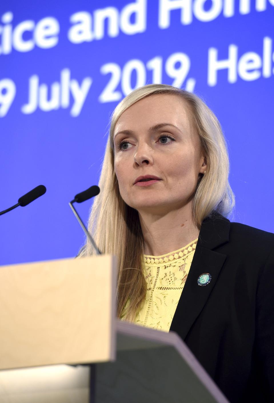 FINLAND-EU-DIPLOMACY-MIGRATION-REFUGEE-IMMIGRATION
