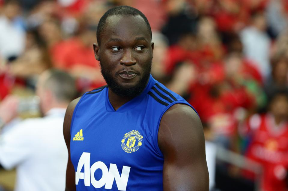 new style 256d9 b3cd7 Could Inter Lose Interest In Romelu Lukaku If Manchester ...