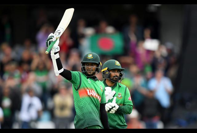 Shakib Al Hasan and Bangladesh Outshine Big Nations At Cricket World Cup