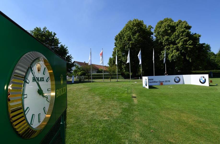 European Tour Puts Slow Play On The Clock And In The Dock