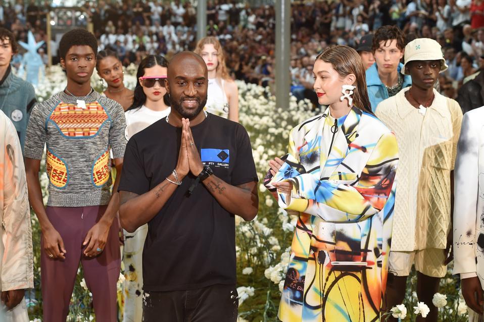 Off-White : Runway - Paris Fashion Week - Menswear Spring/Summer 2020