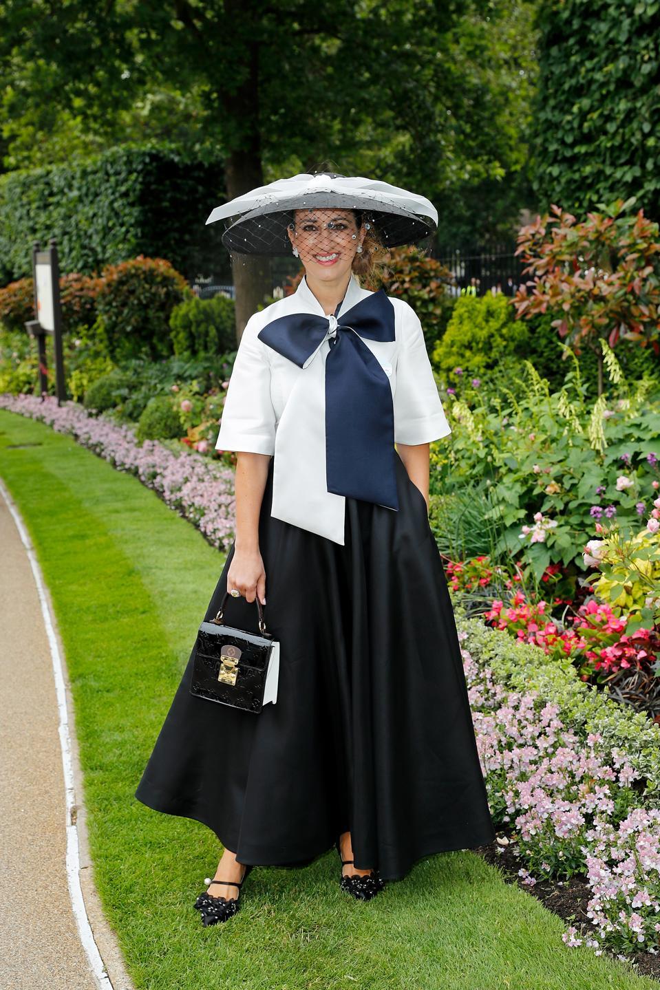 Royal Ascot 2019 - Fashion, Day 2
