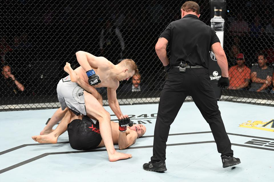 UFC Fight Night 168 Full Fight Video: Watch Dan Hooker Knock Out James Vick