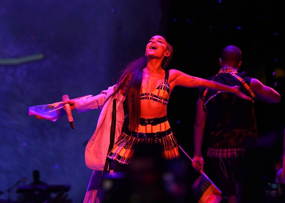Ariana Grande ″Sweetener World Tour″ - New York