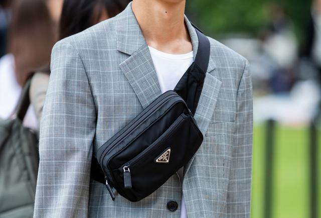 Prada's Popular Nylon Bags To Be Made Using Only Yarns From Recycled Plastic Waste