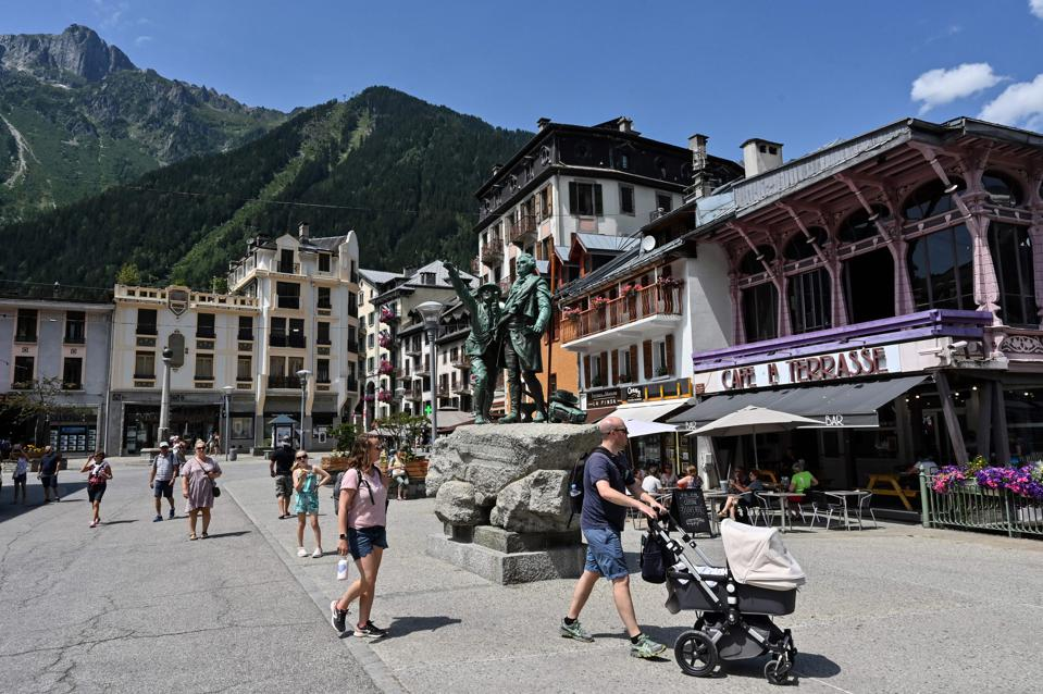 FRANCE-TOURISM-MOUNTAIN-HOLIDAY