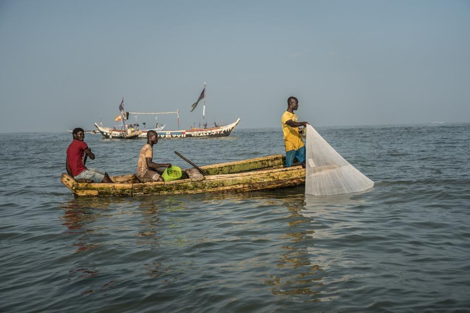 GHANA-ECONOMY-FISHERIES