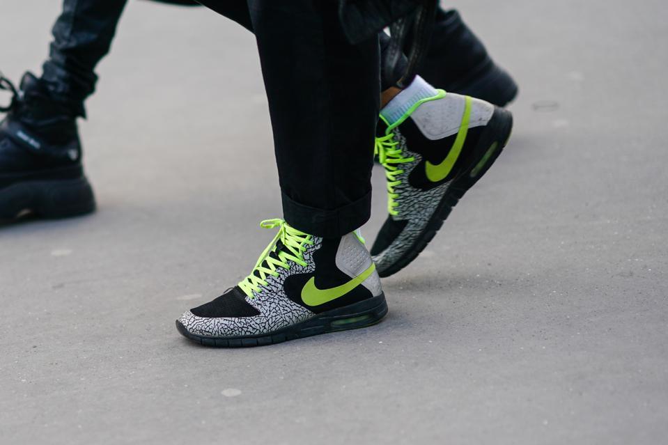 Nike earnings.