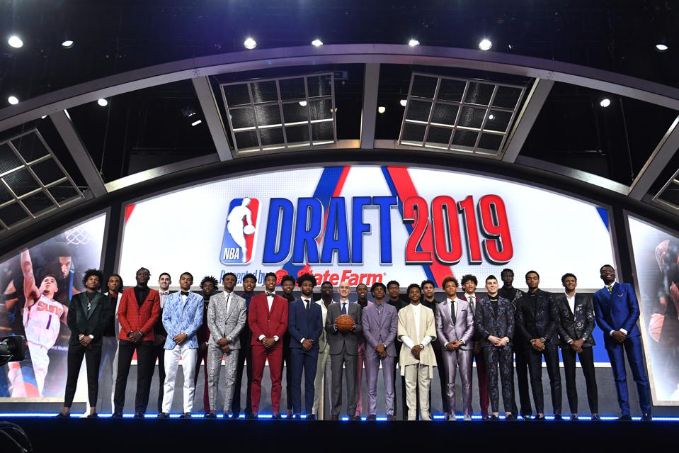 2019 Nba Draft Results 11 Takeaways From A Wild Night Jam Packed