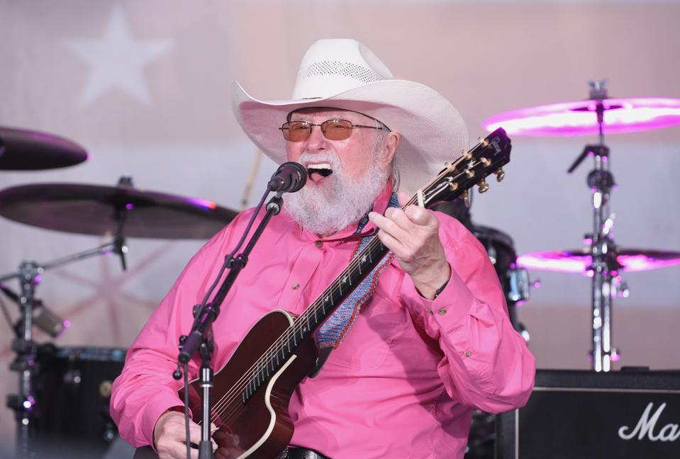 The Charlie Daniels Band Performs On ″FOX & Friends″ All-American Summer Concert Series