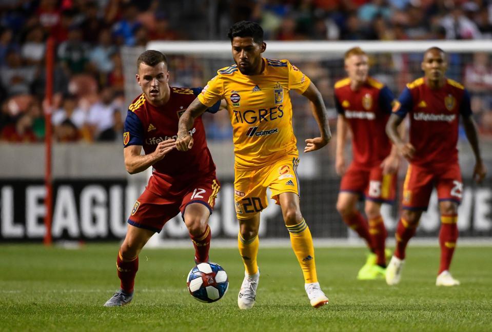Tigres UANL v Real Salt Lake: Quarterfinal - 2019 Leagues Cup