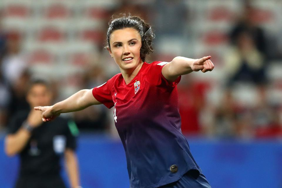 Norway v Australia: Round of 16 - FIFA Women's World Cup France 2019