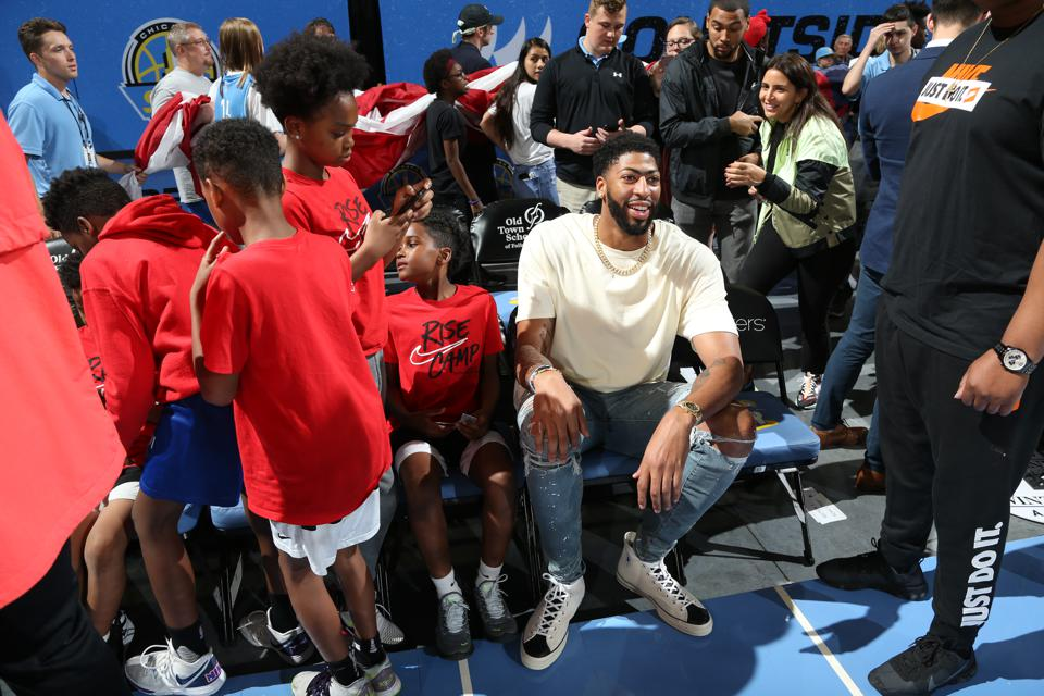 Anthony Davis-To-Bulls Is A Fun Pipe Dream In Dog Days Of NBA Off-Season