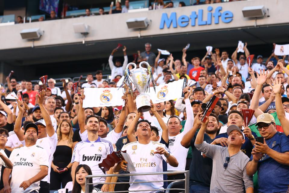 SOCCER: JUL 26 International Champions Cup - Real Madrid v Atletico de Madrid