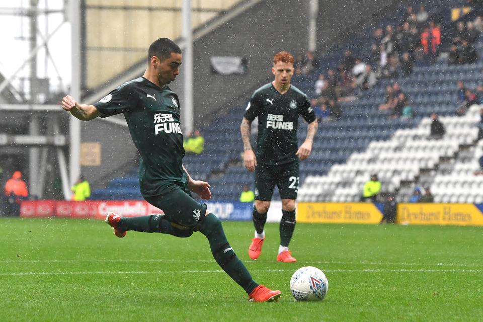 Preston North End v Newcastle United - Pre-Season Friendly - Deepdale