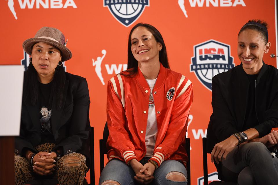 Diana taurasi is dating who