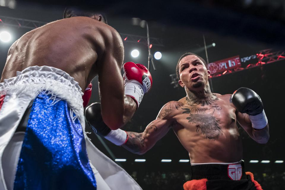 Gervonta Davis vs Yuriorkis Gamboa odds records prediction