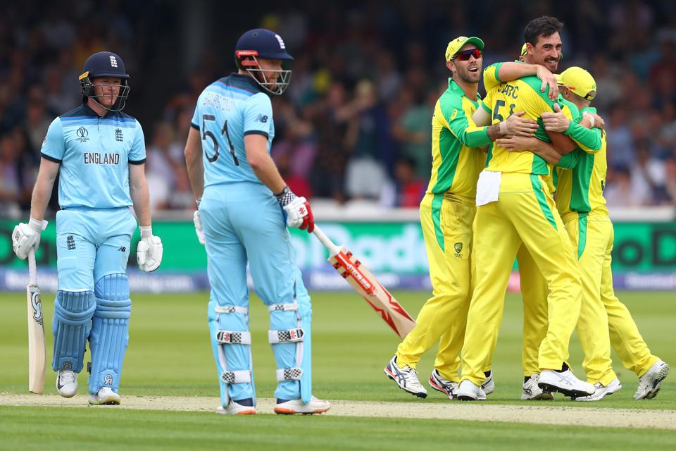 England v Australia - ICC Cricket World Cup 2019