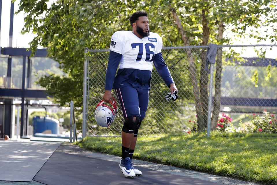 NFL: JUL 28 Patriots Training Camp