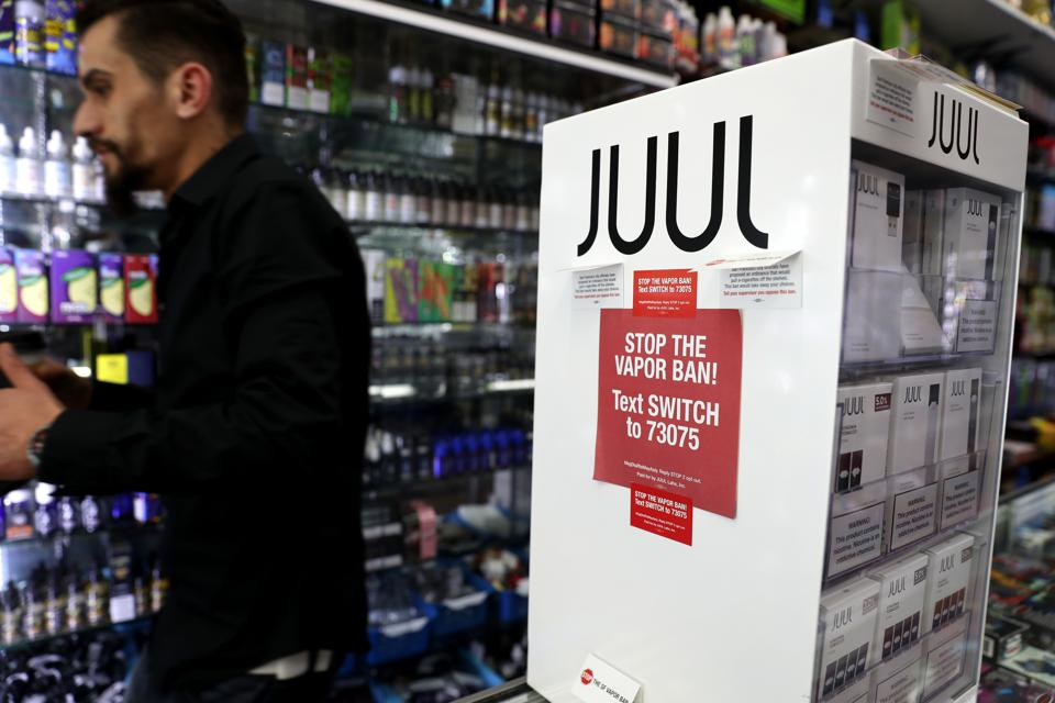 Juul Shells Out $3 Million As San Francisco Vaping Ban Battle Intensifies