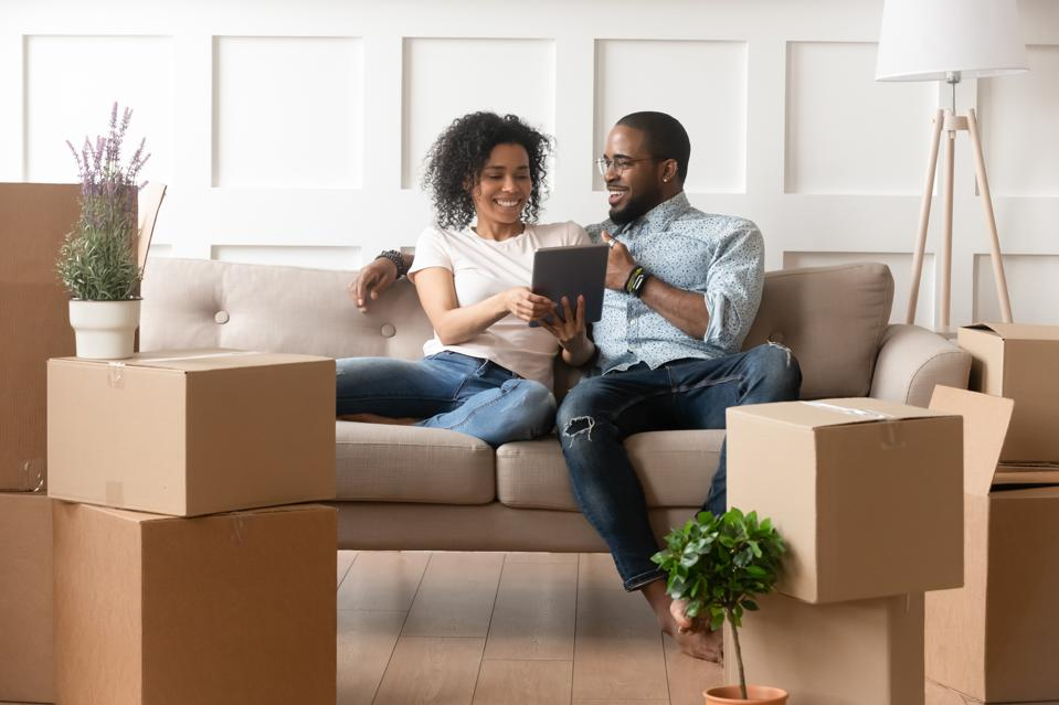 Virtual showings have been what saved real estate