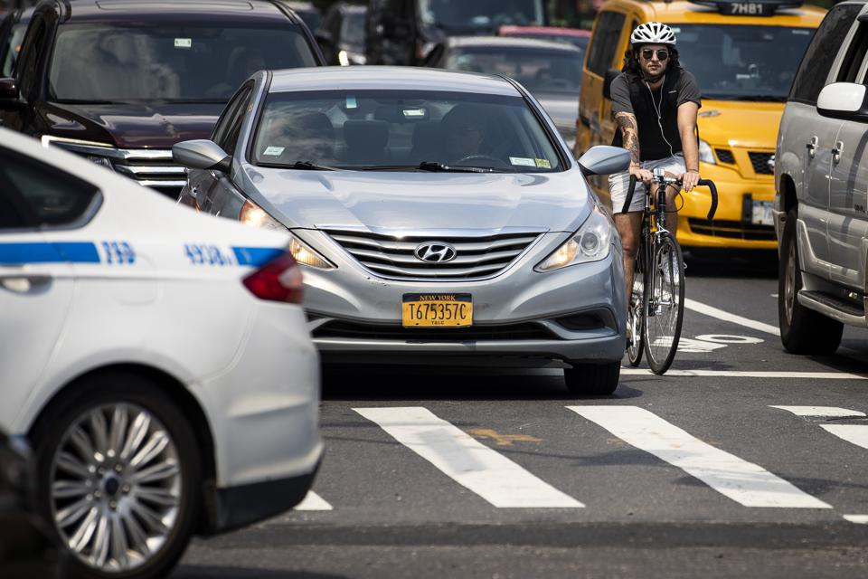 New York City wants less ″empty vehicle″ time reduced, impacting human and AI drivers.